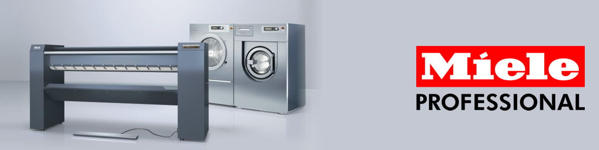 Miele laundry solutions