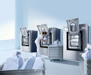 care sector laundry